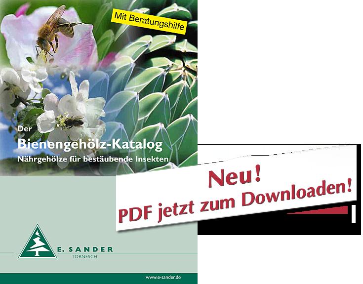 Katalog Bienengehölze